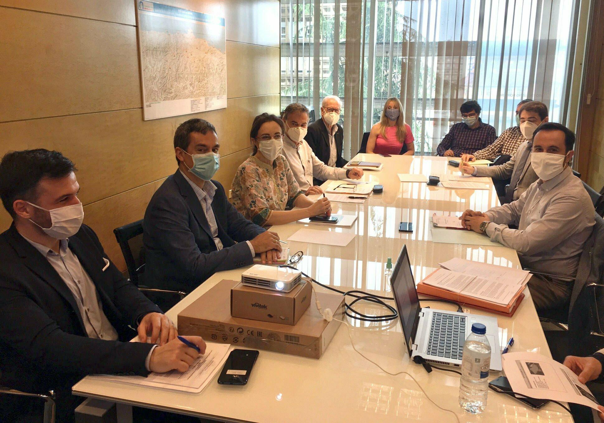 La Comisión de Asuntos Medioambientales informa favorablemente el proyecto de ampliación de ENCE Navia