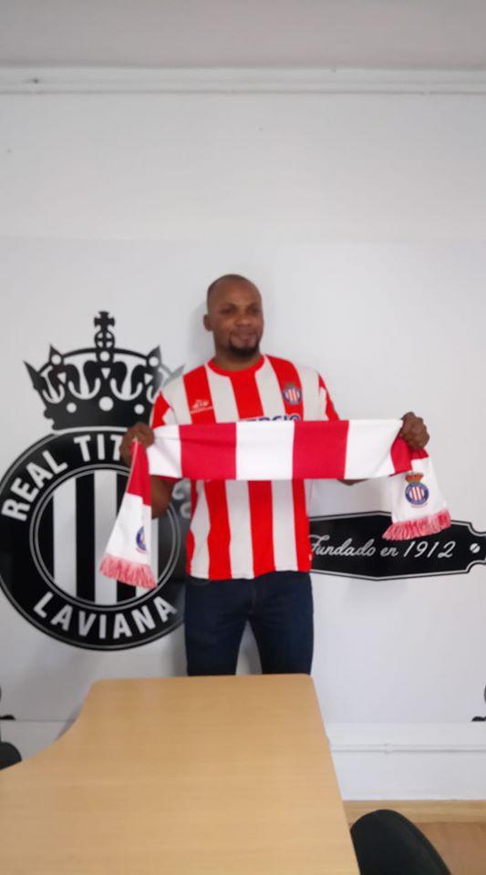 El Luarca incorpora al delantero nigeriano Mathias Kayce procedente del Siero