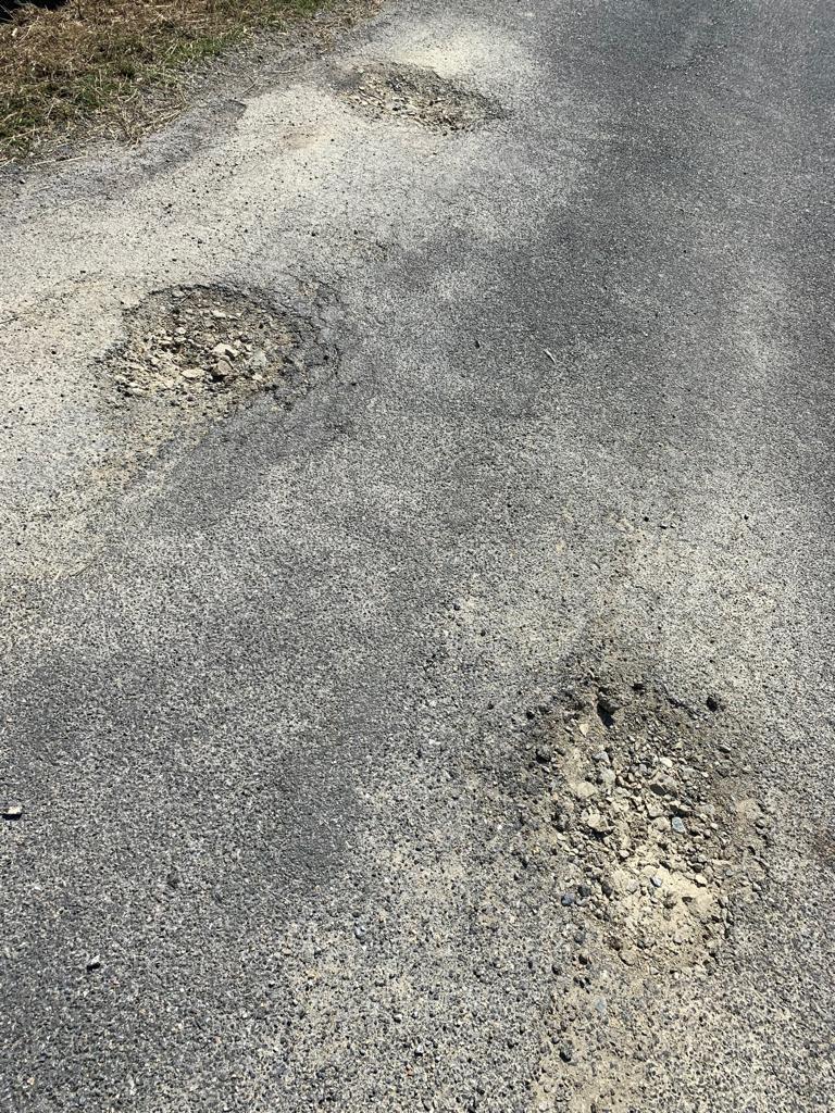 El PP de Ribadeo solicita un Plan para el arreglo de carreteras de titularidad municipal