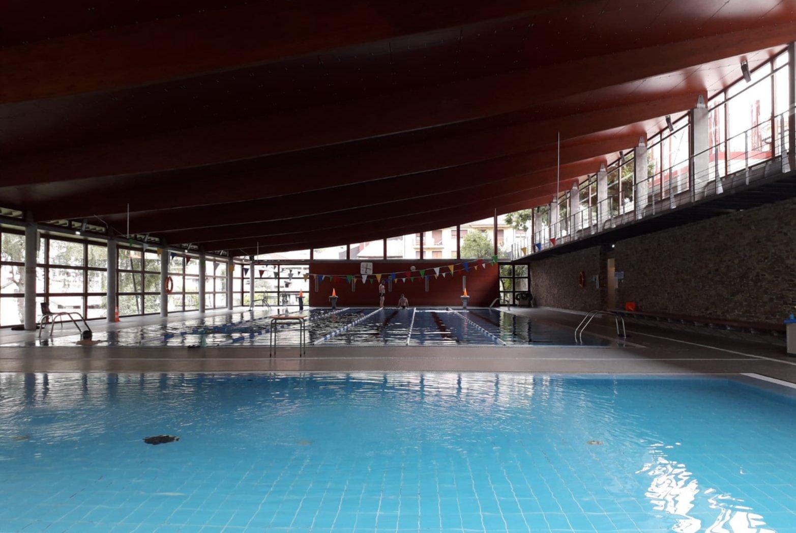 La Piscina Municipal de Cangas del Narcea reabre al público sus puertas