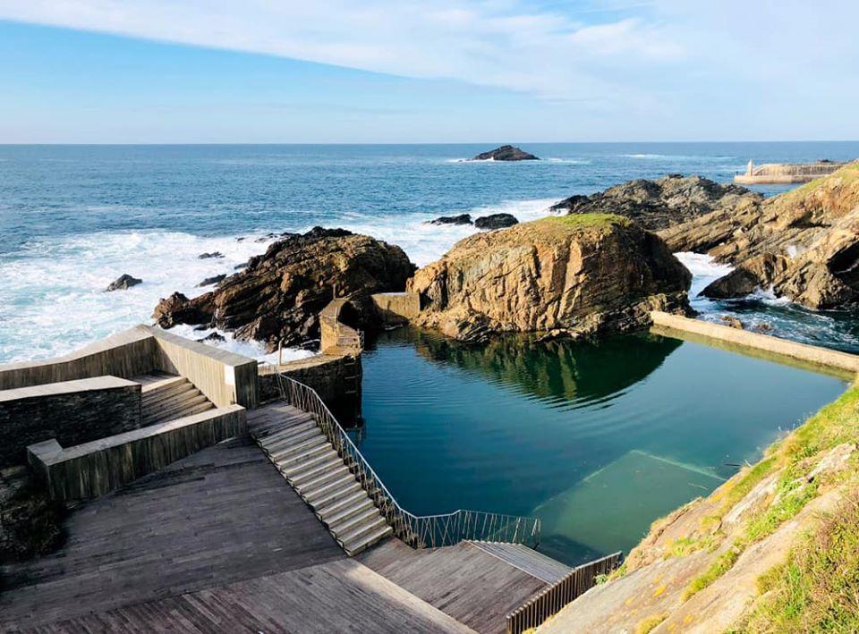 El PP de Tapia de Casariego reclama las puesta en servicio de la piscina de agua salada