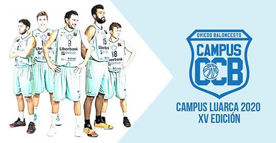 XV Campus de Verano del Oviedo Club Baloncesto que este año acoge Cangas del Narcea