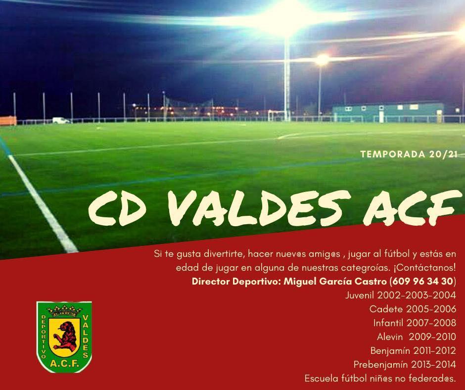 Miguel Valles presidirá el CD Valdés ACF una vez finalizado el periodo electoral