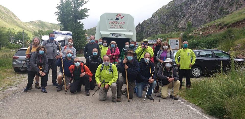 El Grupo de Montaña La Chiruca de Cudillero realiza este sábado la Ruta Puerto San Isidro-Bezanes