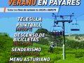 """Cultura presenta el programa """"Veranu en Payares"""" para reactivar la estación de esquí en los meses estivales"""