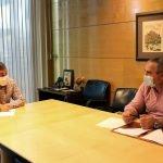 Taramundi recuerda algunos proyectos pendientes a la consejería de Medio Rural y Cohesión Territorial