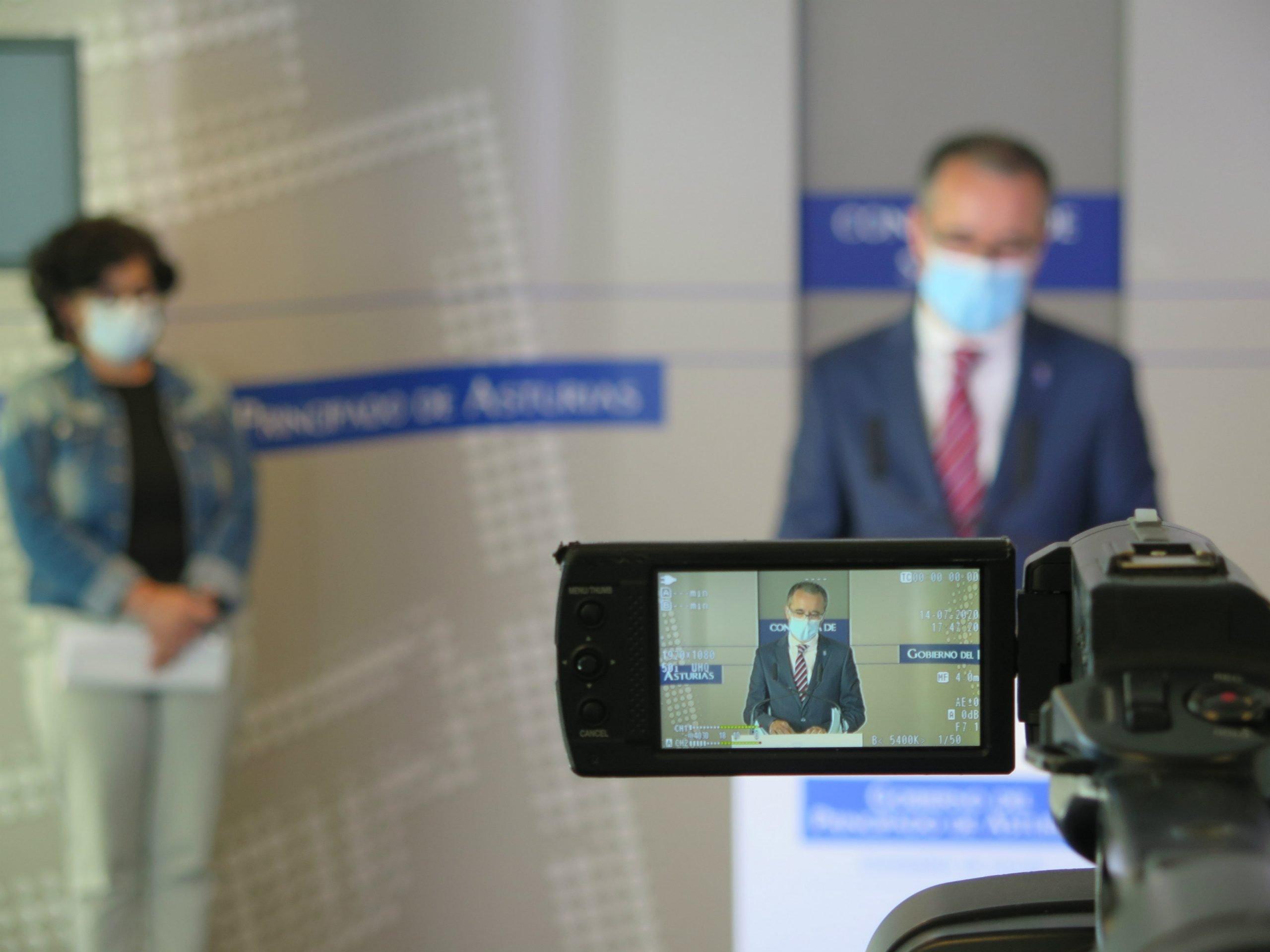 El BOPA publica la resolución que amplía los supuestos de uso de mascarilla en Asturias
