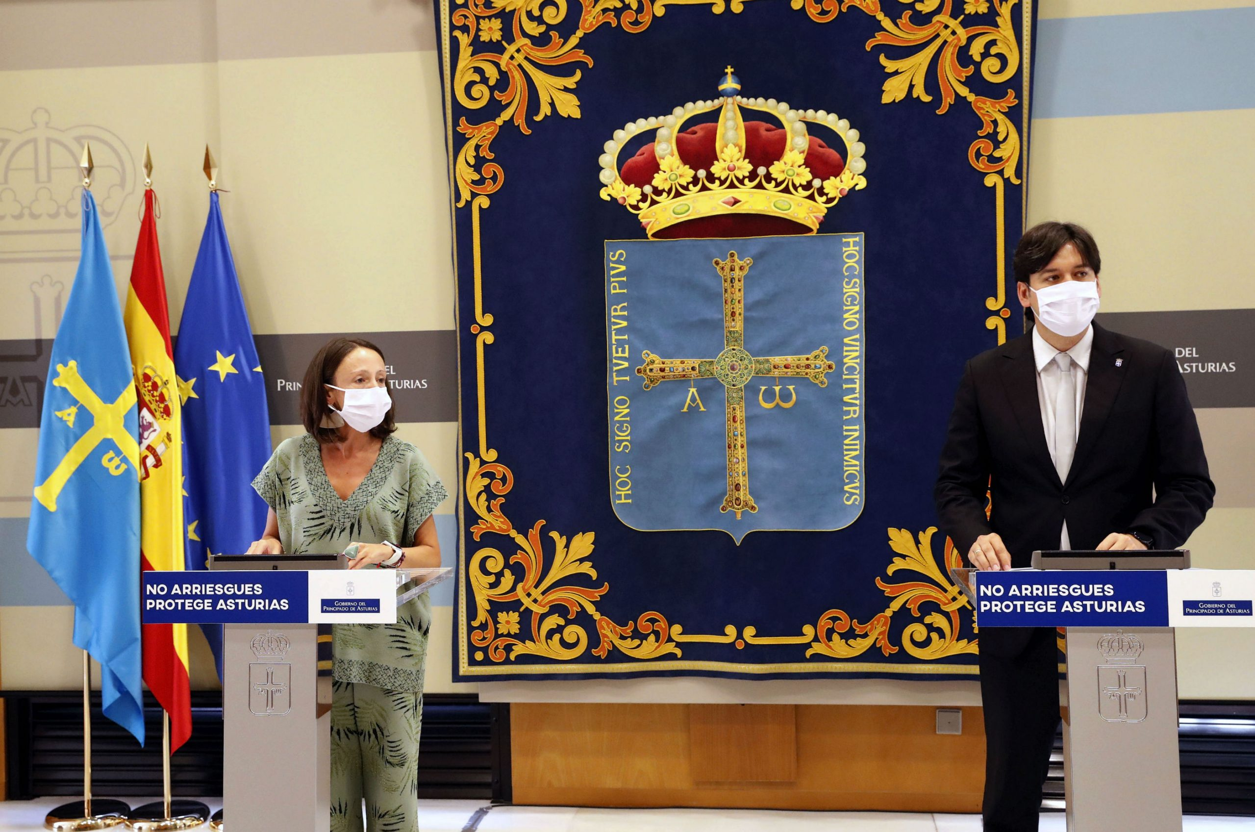 El Consejo de Gobierno aprueba una partida de 457.000 euros para arreglar la carretera Cabanella-Anleo (Navia)