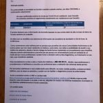 En Ribadeo, 4 casos activos por contagio de coronavirus y 27 personas en seguimiento