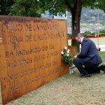 Homenaje a las personas fallecidas por coronavirus en Asturias