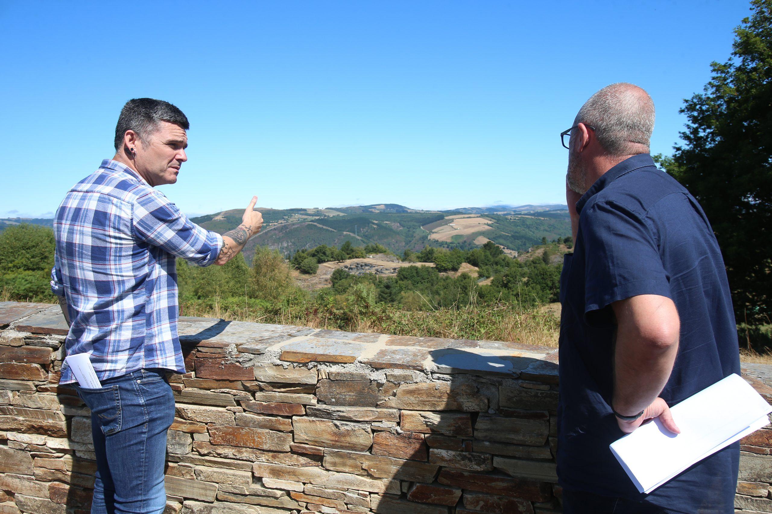 Podemos Asturias pide la retirada del proyecto de consolidación del yacimiento del Chao Samartín y su reformulación completa