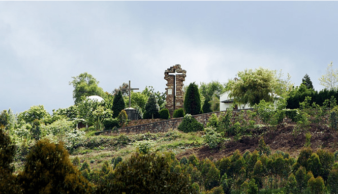 El ayuntamiento de Ribadeo recomienda no acudir al Monte Santa Cruz este domingo, para evitar posibles aglomeraciones