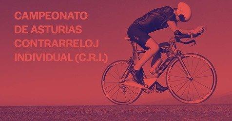 Inscripciones abiertas para los Campeonatos de Asturias de CRI y Cronoescalada que se disputarán en Pola de Laviana