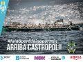 El Comité de Competición de la Liga Gallega B de Traineras concede cuatro puntos al Club de Mar de Castropol pese a su ausencia en Narón por el Covid 19