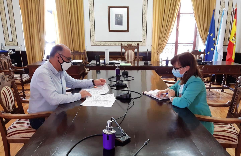 Taller de empleo para jóvenes de Ribadeo y de Barreiros