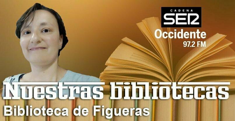 La biblioteca de Figueras (Castropol) incrementa el número de usuarios/as este verano