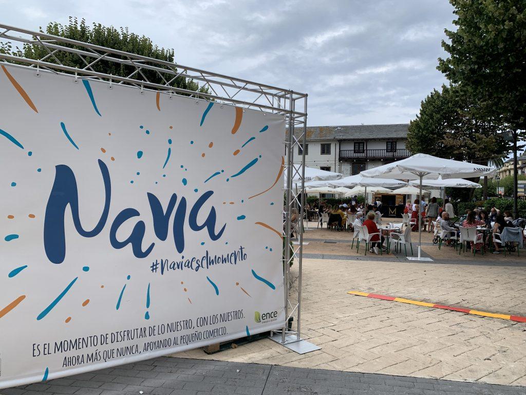 Nuevas oportunidades para disfrutar de Navia este verano