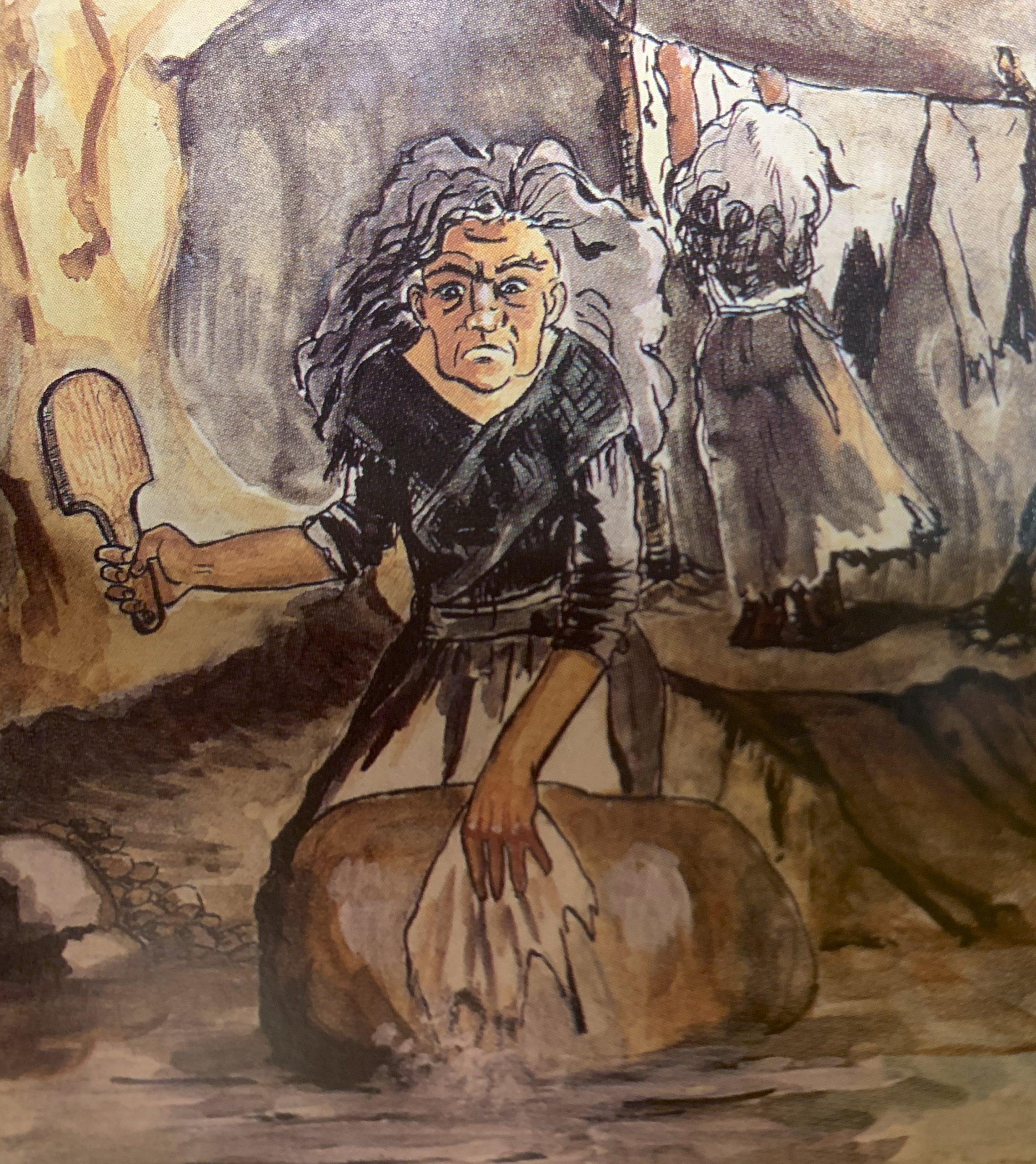Mitos Indoeuropeos (IV): Las Lavanderas