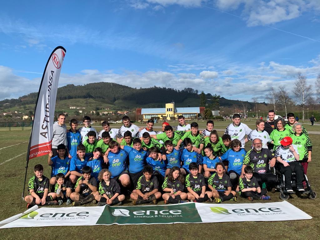 El Beone Rugby ofertará escuelas municipales de Rugby con el objetivo de lograr una liga zonal en A Mariña