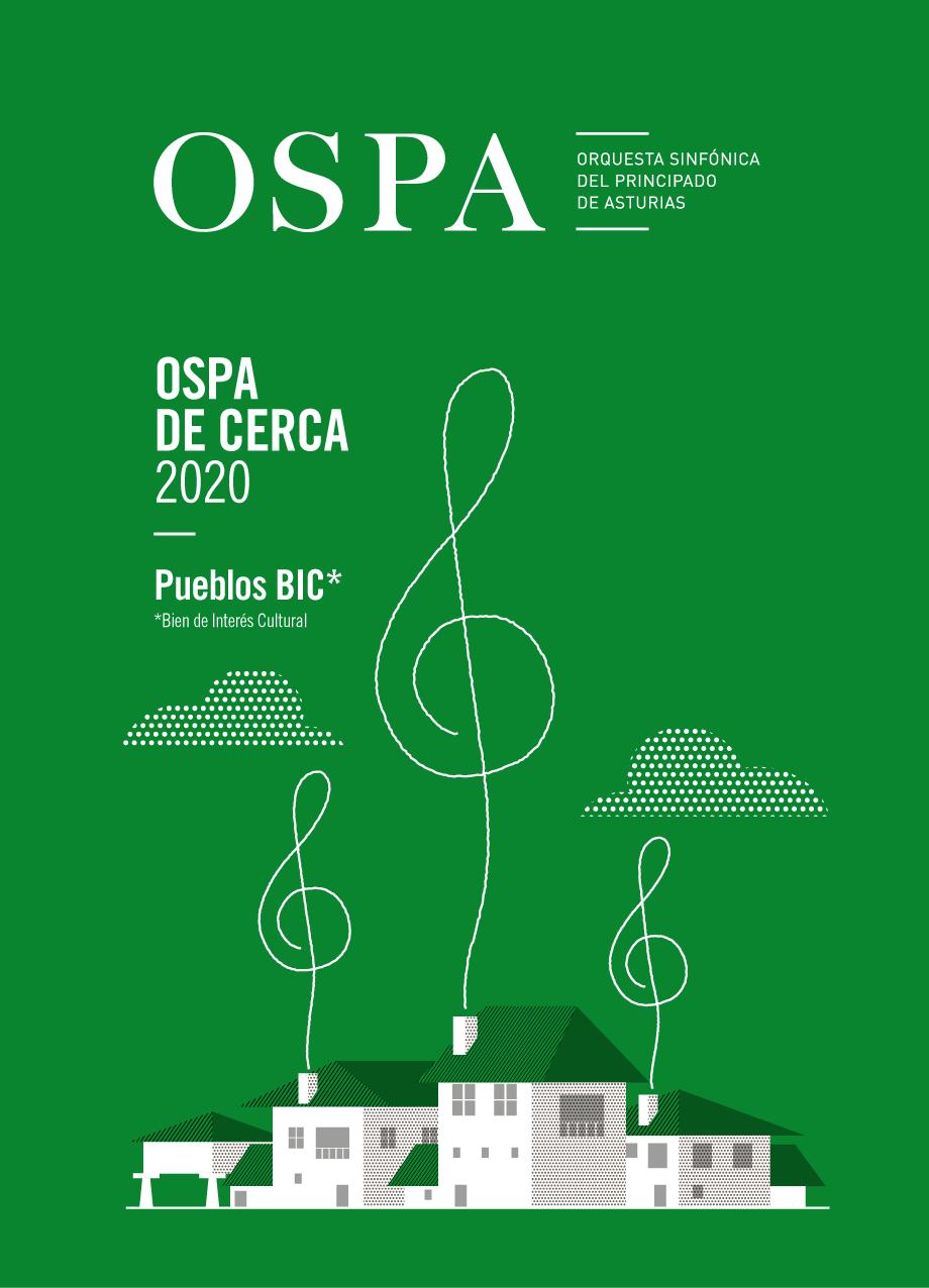 La Ospa ofrecerá un concierto este miércoles en Cadavedo (Valdés)
