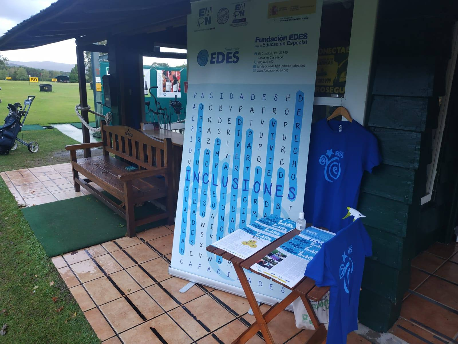 El Club Golf Cierro Grande organizó un Torneo en Favor de la Fundación Edes