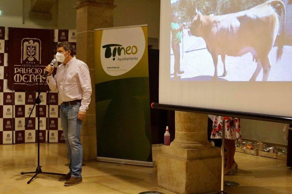 Entrega de Premios del I Concurso Virtual de las Razas Frisona y Asturiana de los Valles de Tineo