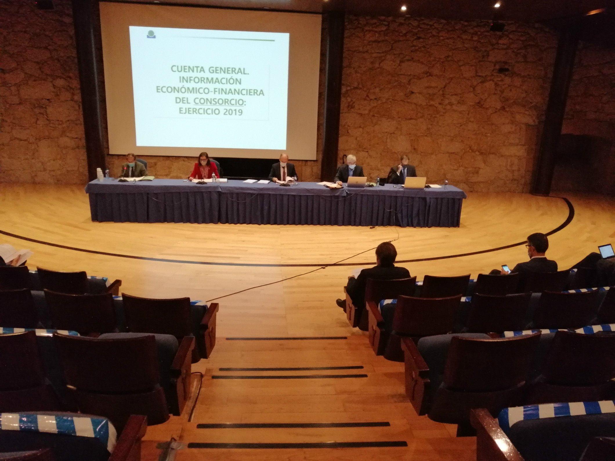 La junta general de Cogersa aprueba el presupuesto para 2021, que supera los 44 millones