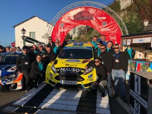 Cancelado el XV Rallysprint de Castropol previsto para el domingo 11 de octubre