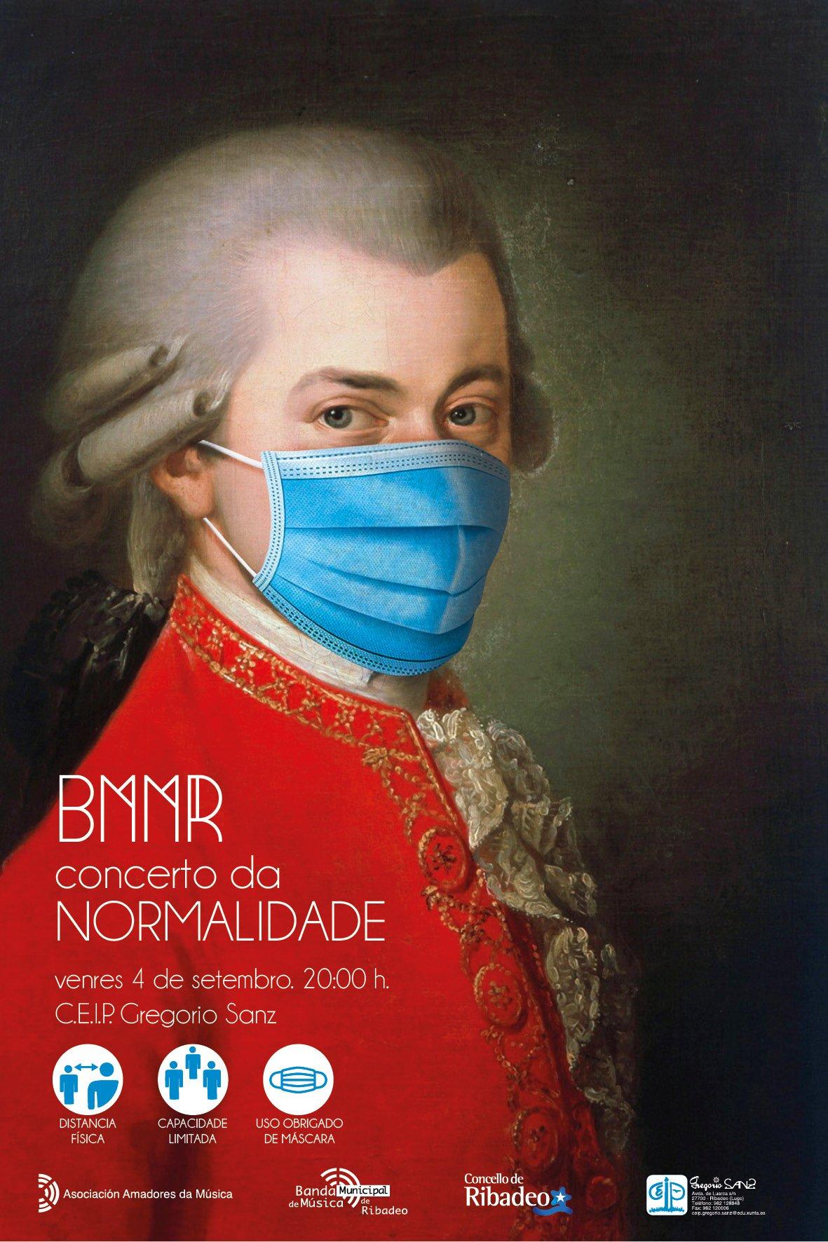 La Banda Municipal de Música de Ribadeo ofrecerá su primer concierto del año este viernes