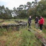 Podemos Asturias denuncia el abandono del castro de Mohías (Coaña)