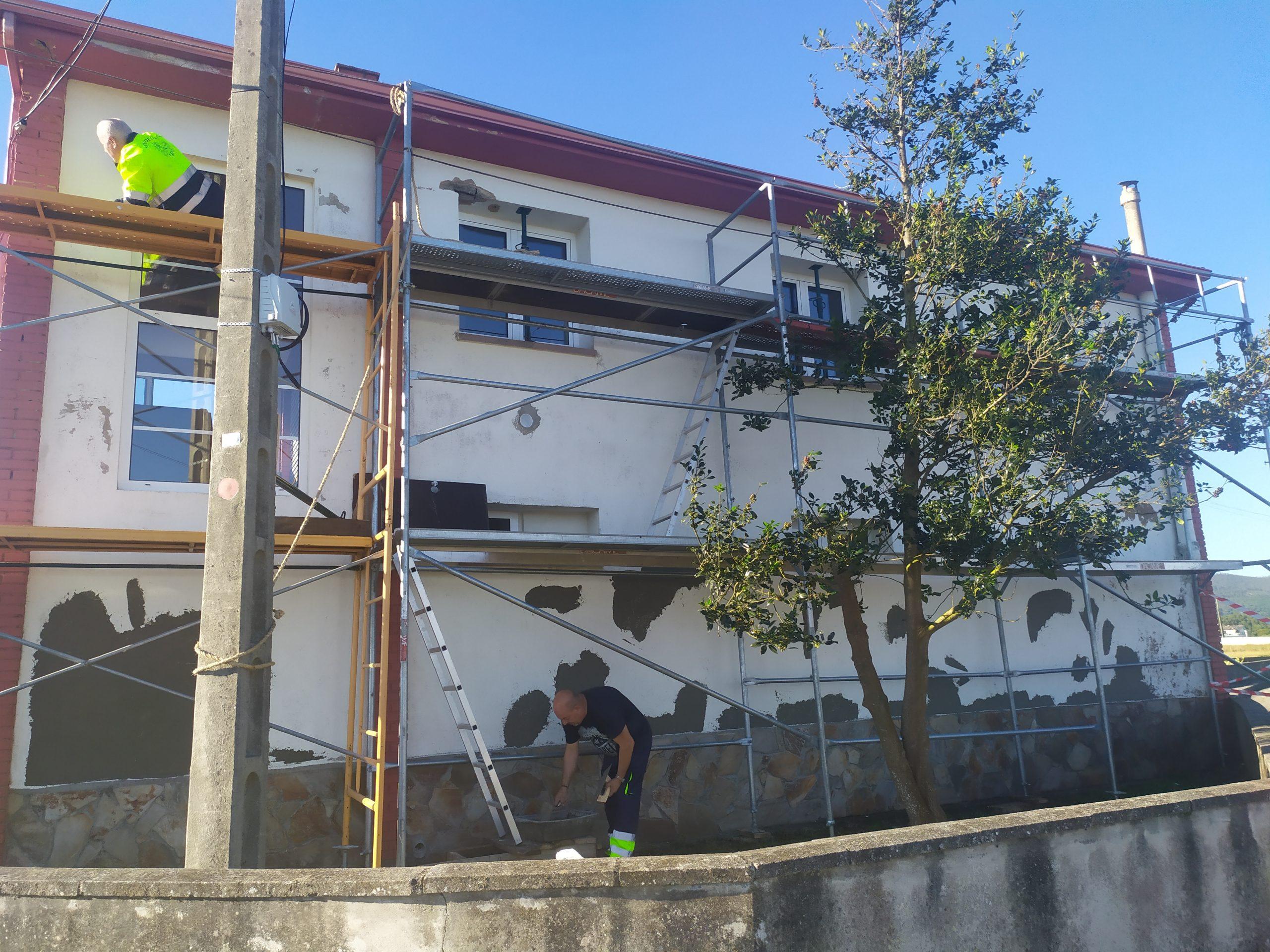 """""""Coaña con su Patrimonio"""" permitirá acometer reparaciones en las Escuelas Rurales del municipio"""
