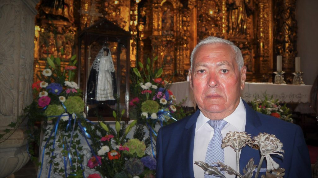 Tino Istillarte, Mayordomo de las Telayas 2020