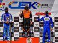 Bronce para Bruno Méndez, en la 2ª Prueba del Campeonato de España de Karting