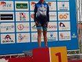 Oro para la pixueta Beatriz Tenreiro (Club Triatlón Santander), en el Nacional de Duatlón Sprint
