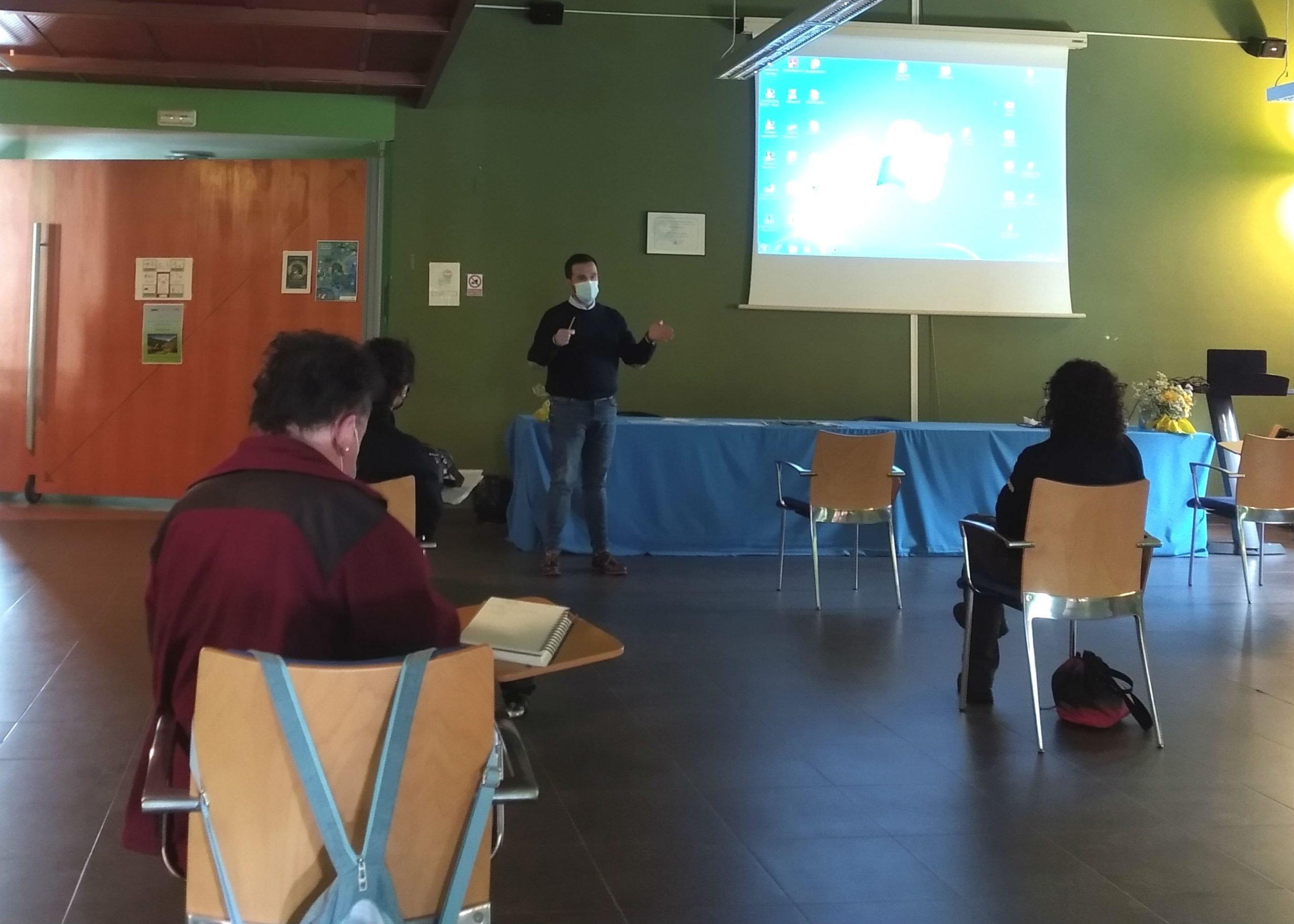 I Jornada de Formación de Educadores Ambientales de la Red Natural de Asturias