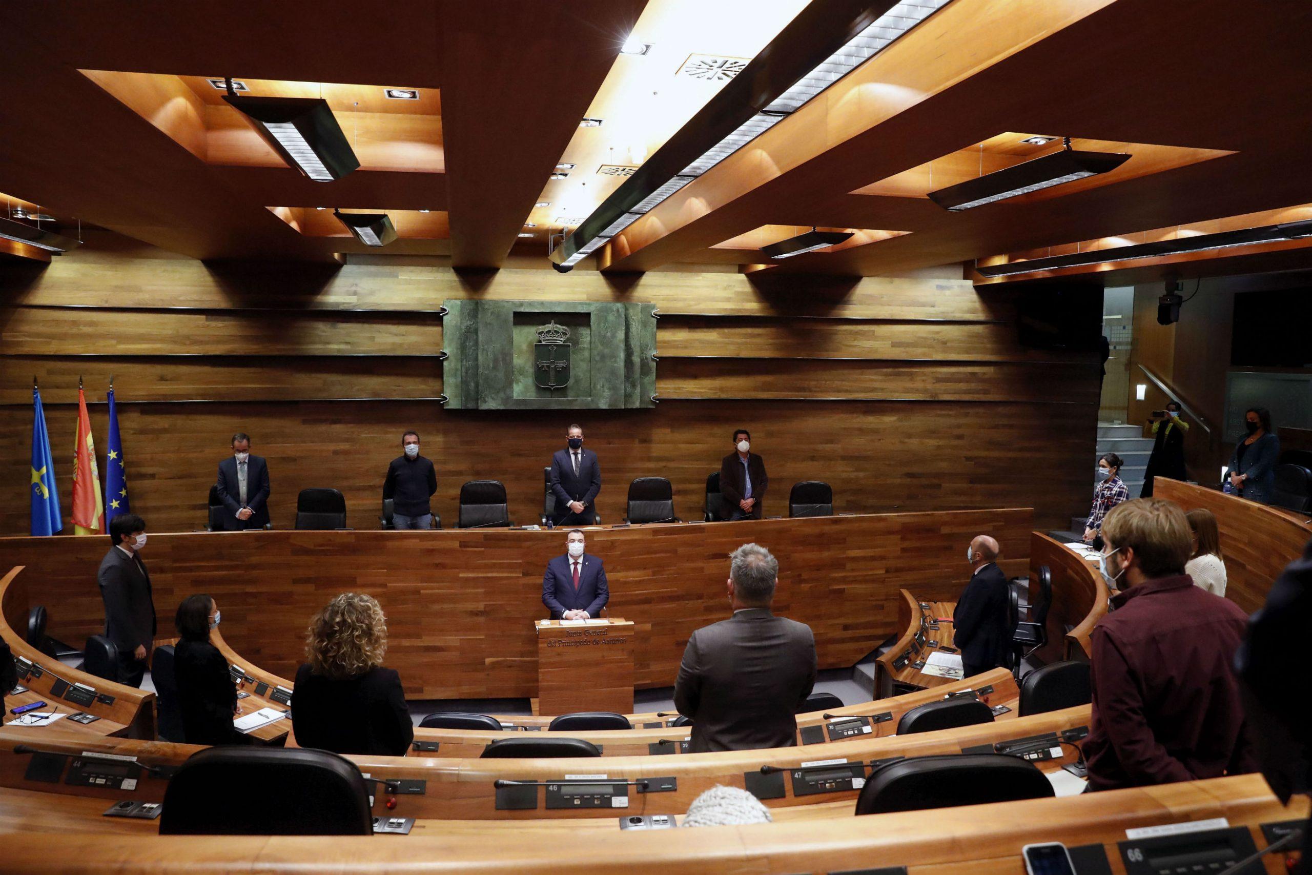 Principales compromisos de la intervención del presidente del Principado en el Debate de Orientación Política General