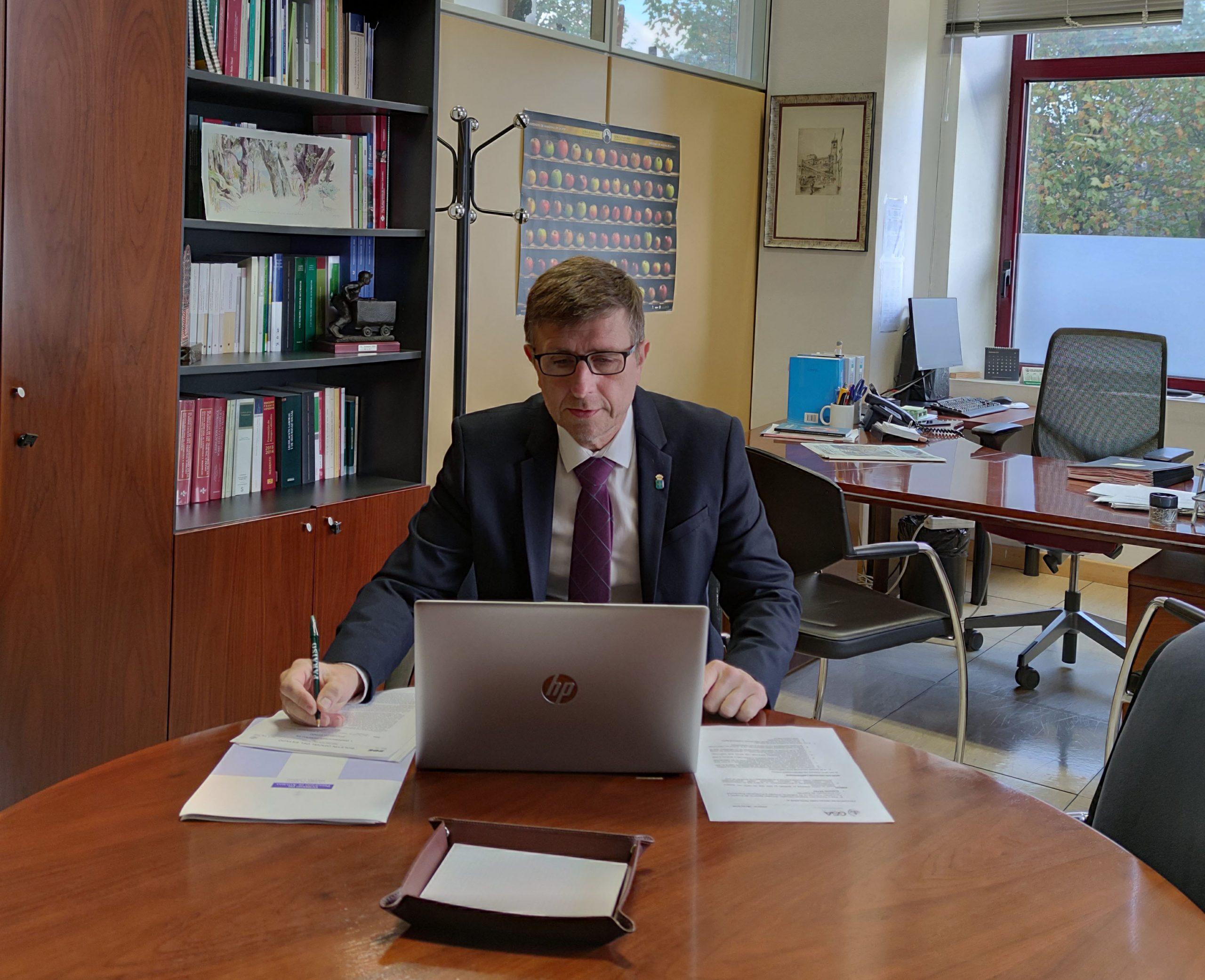 Actualización datos expedientes regulación temporal empleo (ERTE) en Asturias