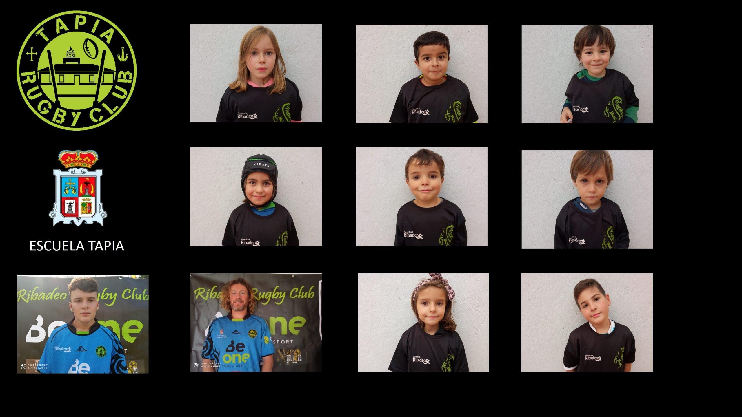 El Beone Rugby se expande por A Mariña y el Occidente de Asturias