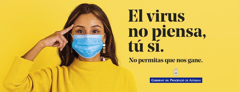 El Gobierno de Asturias lanza una campaña para instar a la población a cumplir las recomendaciones sanitarias y frenar el virus