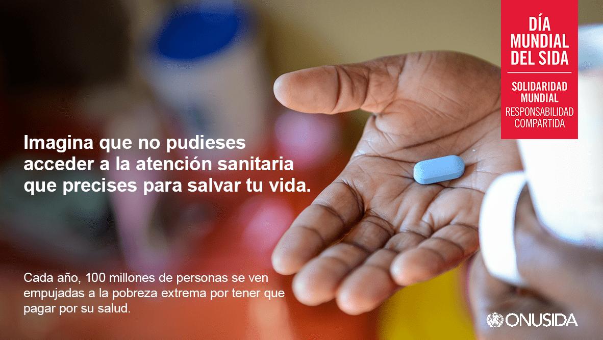 Seis de cada diez nuevas infecciones por VIH se diagnostican de forma tardía
