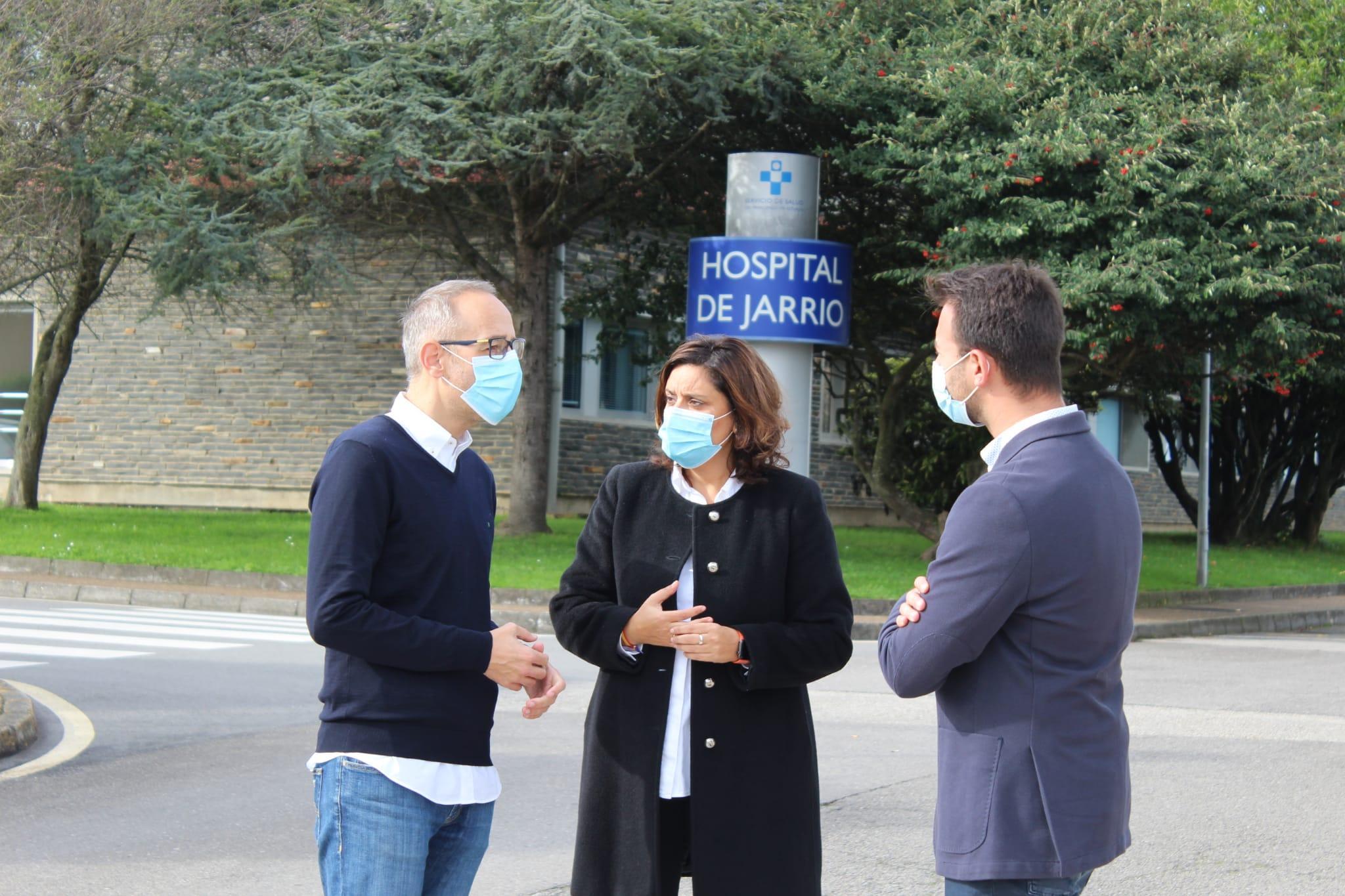 El PP exige que se reanude de inmediato el programa de cribado de cáncer de mama en el Hospital de Jarrio, paralizado hace más de un año