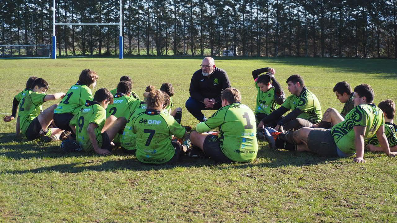 El Beone Rugby  oferta  alternativas de calidad a sus jugadores
