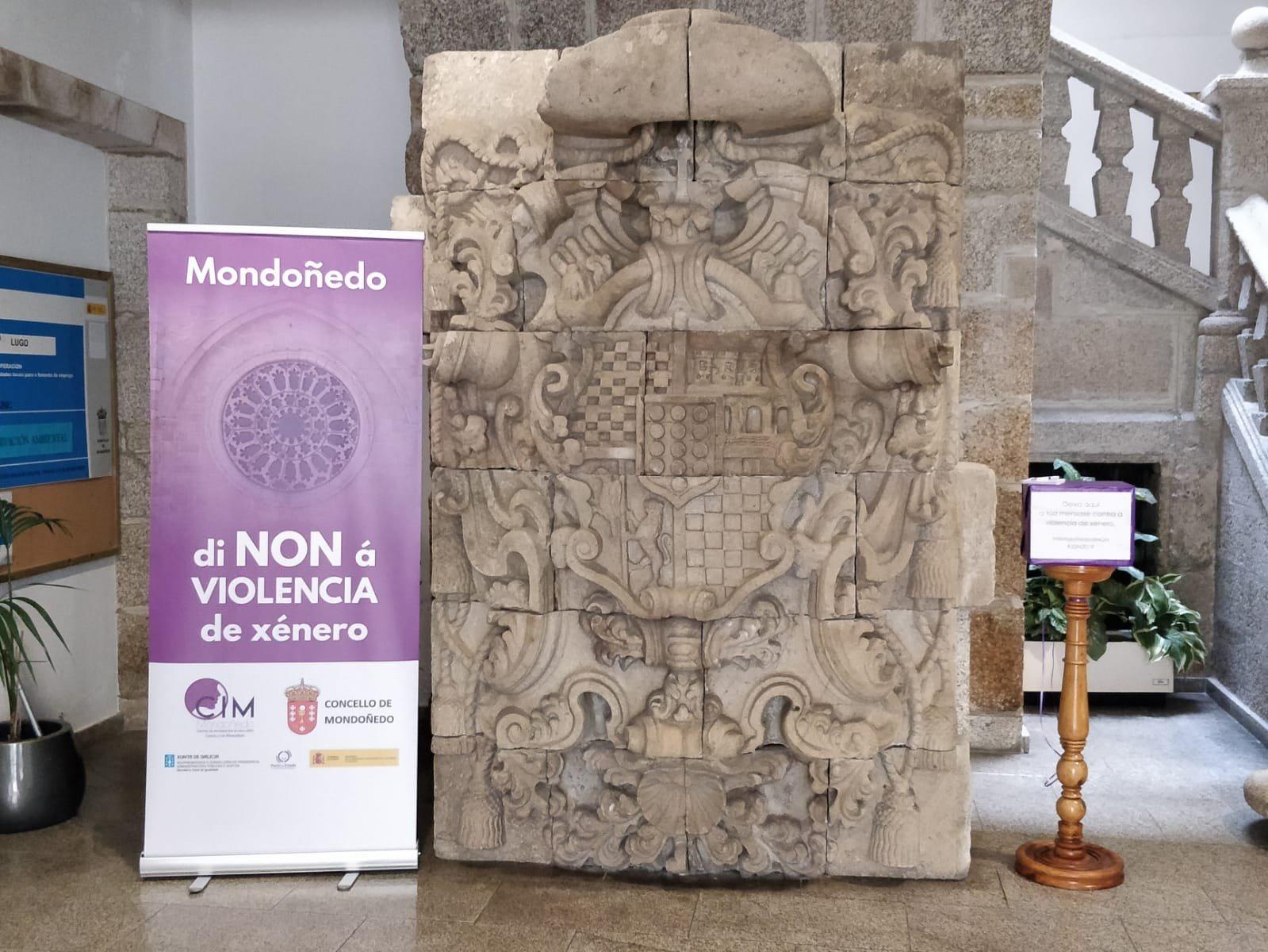 Mondoñedo dice No a la Violencia de Género