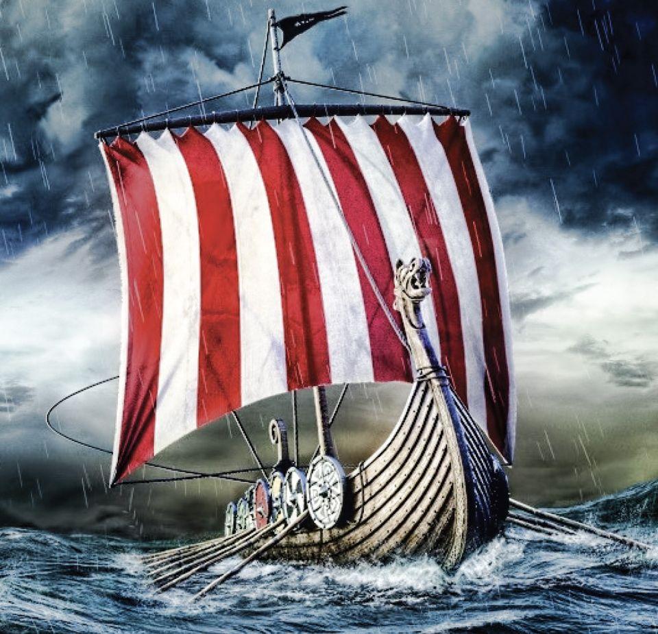 El Club de Vela Aguas del Navia organiza un concurso de Cómic sobre la Navegación Vikinga en el Reino de Asturias