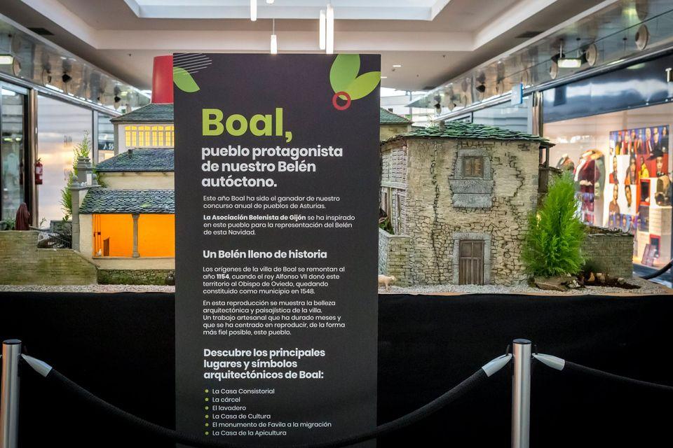 Boal, pueblo protagonista del Belén Autóctono de Navidad