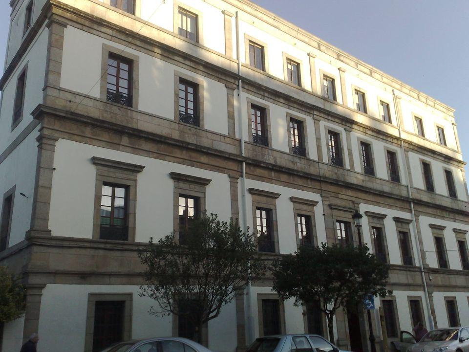 La herencia dejada por un particular se destinará a rehabilitar el Hospital-Asilo de Ribadeo