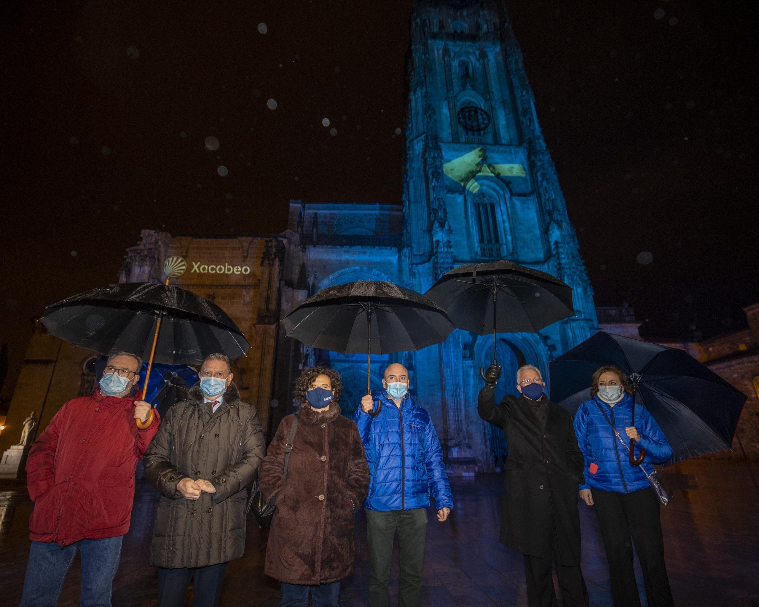 Abre el Año Santo Jacobeo en Asturias
