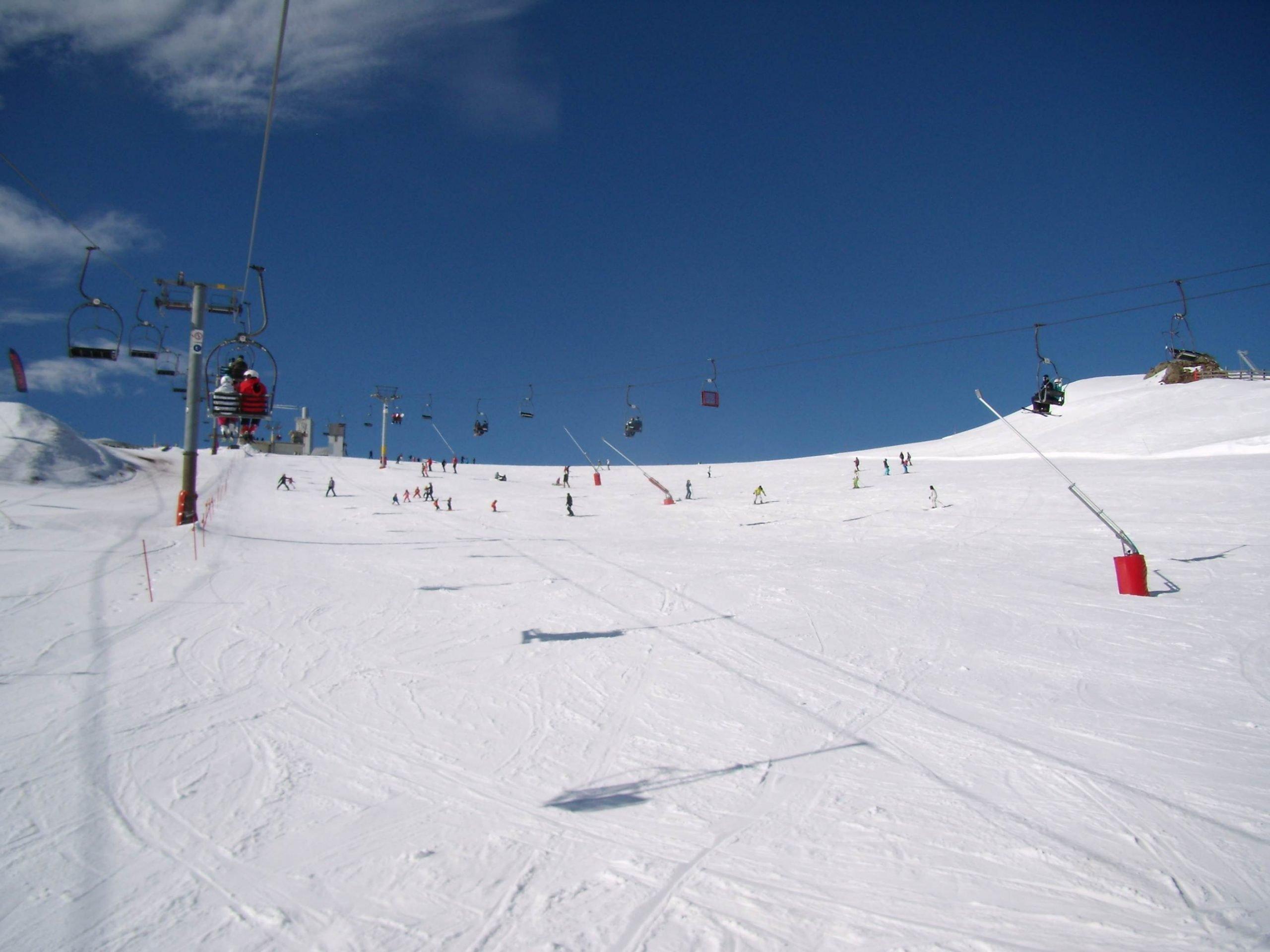 Nueva web para gestionar las reservas de las estaciones de esquí de Pajares y Fuentes de Invierno