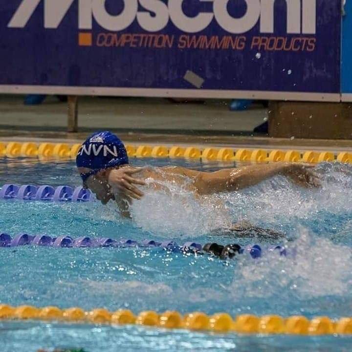 Alejandro Suarez, único nadador asturiano en el Campeonato de España Master de Invierno