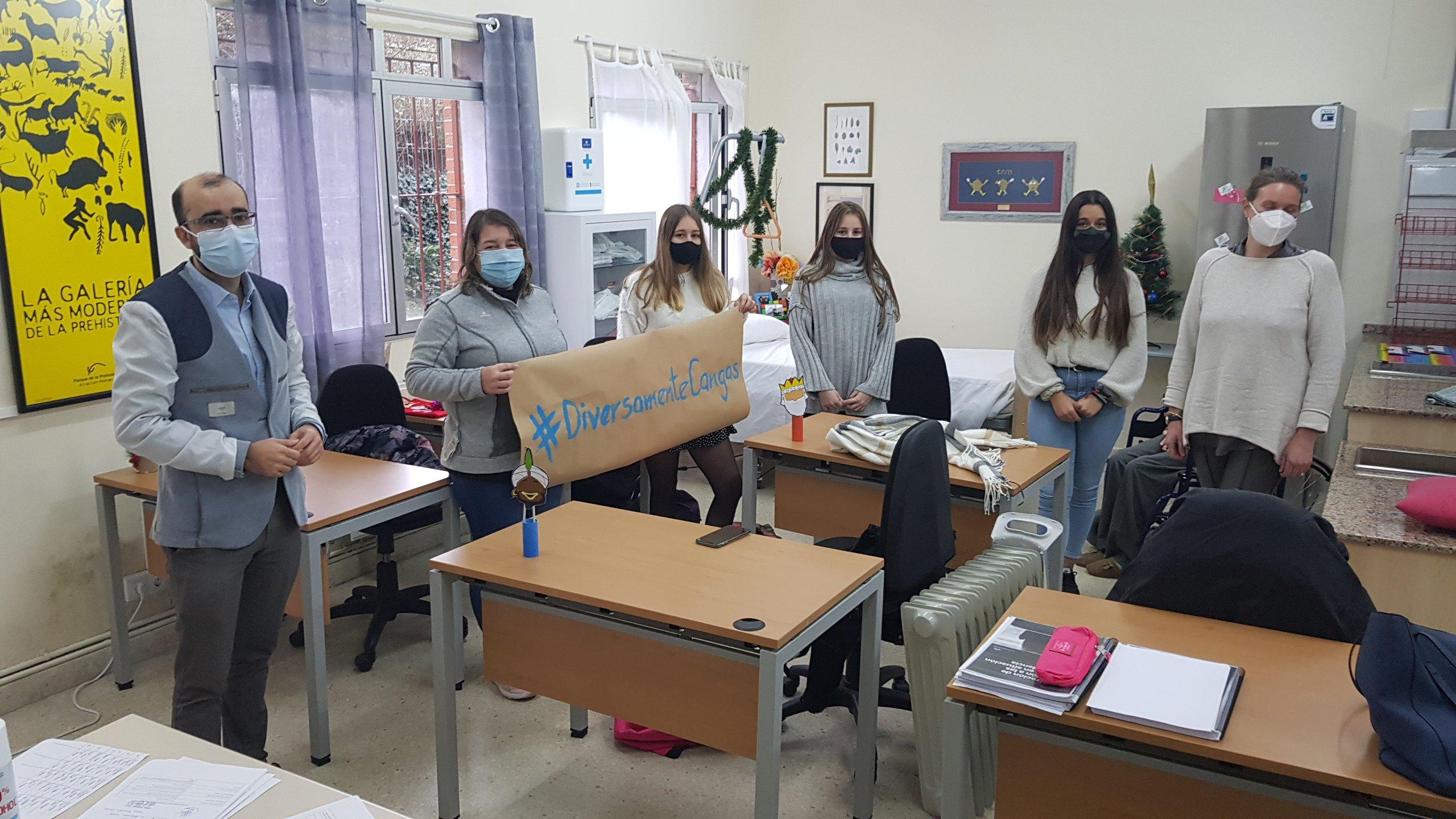 Éxito de la campaña #DiversamenteCangas, con motivo del Día de la Diversidad Funcional